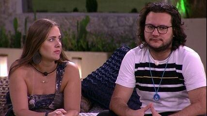 Diego sobre brothers: 'Até que ponto um pode confiar no outro?'
