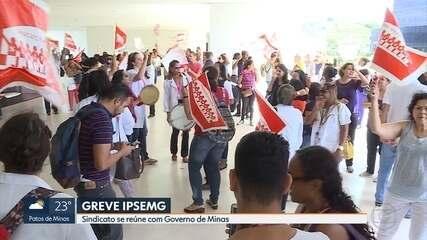 Governo de Minas se reúne com sindicato dos servidores do Ipsemg