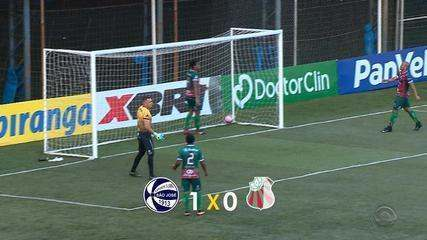 São José vence do São Paulo de Rio Grande em 1x0 em jogo da 9º rodada do Gauchão