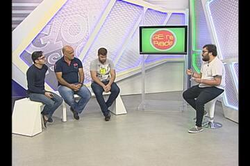 """GE na Rede: assista a íntegra do programa desta semana, com Agnaldo """"Seu Boneco"""""""