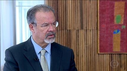 Jungmann vai assumir recém-criado Ministério da Segurança Pública