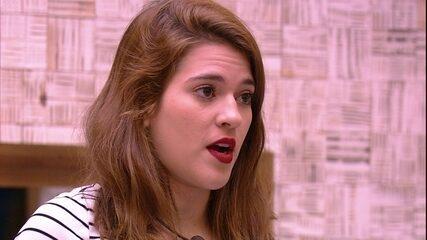 Ana Clara afirma: 'É muito fácil colocar tudo no Kaysar'