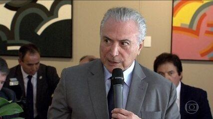 Presidente Michel Temer pode ser investigado em outro processo em andamento no Supremo