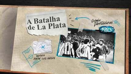 Jogos Para Sempre - A Batalha de La Plata