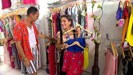 O 'Expresso da Moda' faz um garimpo em São Caetano