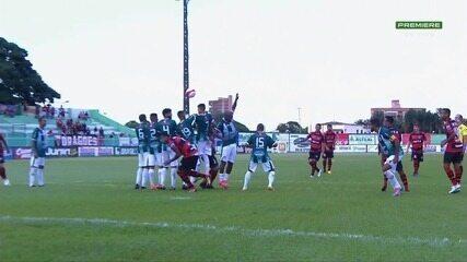 Rio Verde 0x2 Atlético-GO: veja os melhores momentos do jogo