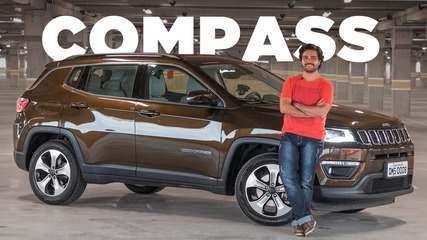 Por que o Jeep Compass é tão queridinho?