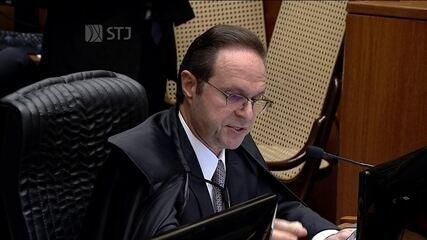 Ministro Joel Ilan Paciornik profere voto sobre pedido de habeas corpus de Lula