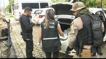 Ex-prefeita do Conde e ex-procurador do município são presos