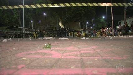 Suspeito de participar da chacina em Fortaleza é preso