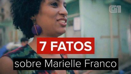 7 fatos sobre Marielle Franco