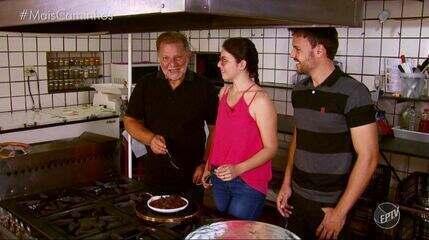 Fernando Kassab ensina uma receita de Carne de panela com toque de café