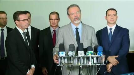 Jungmann anuncia 'soma de esforços' para prender assassinos de Marielle