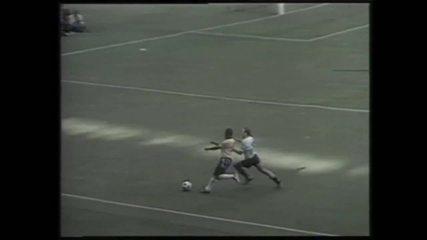 Erros de arbitragem: Pelé dá cotovelada em uruguaio, mas árbitro não marca nada em 1970