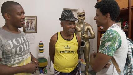 O 'Vumbora' faz um passeio pelo bairro do Candeal