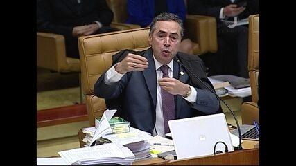 Barroso afirma que Gilmar Mendes 'desmoraliza' o tribunal