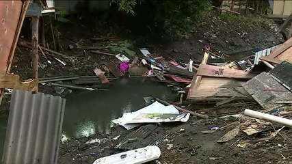 Repasse do governo federal para conter enchentes em São Paulo cai nos últimos anos