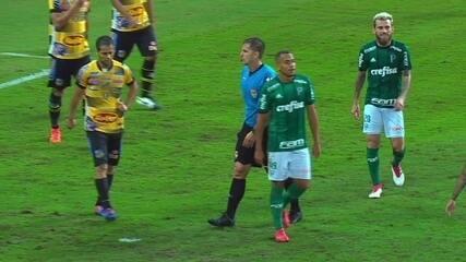 Melhores momentos: Palmeiras 5 x 0 Novorizontino pelas quartas de final do Paulistão