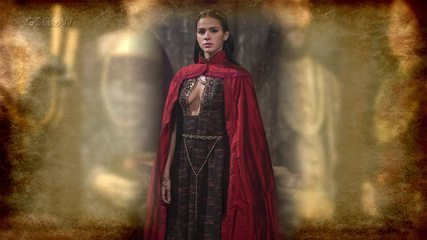 Catarina ganha novo visual após se tornar rainha de Montemor; confira!