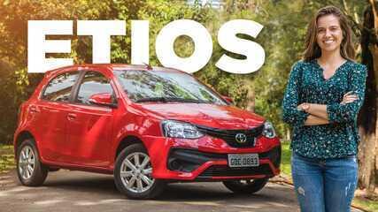 Vídeo: o custo-benefício compensa o visual do Toyota Etios?