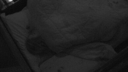 Jéssica dorme no Quarto Submarino após Festa Reggae