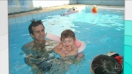 Casal que perdeu filha vítima de afogamento faz trabalho voluntário com crianças