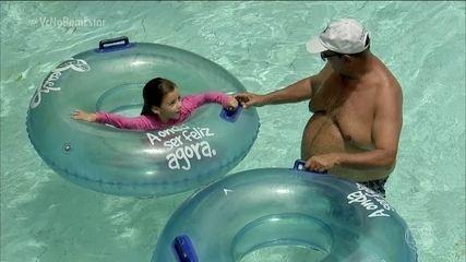 Pais devem estar atentos para evitar afogamentos mesmo em locais com salva-vidas