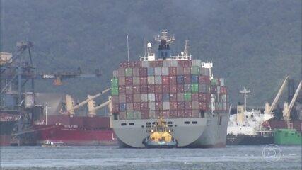 Inquérito investiga se decreto dos portos assinado por Temer beneficiou empresas do setor