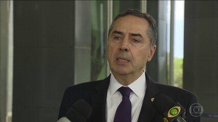 Luís Roberto Barroso fala em fortes indícios de esquema de corrupção no setor de portos