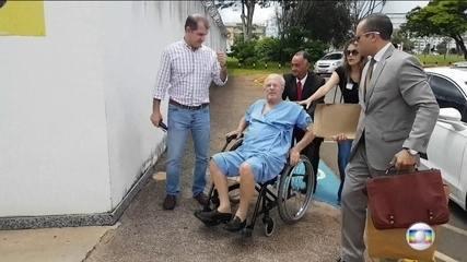 Deputado afastado Paulo Maluf vai para casa cumprir prisão domiciliar