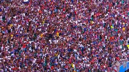 Confira os melhores momentos de Bahia 2 x 1 Vitória