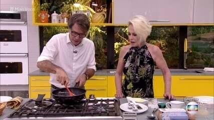 Jairo ensina a fazer ovos cremosos