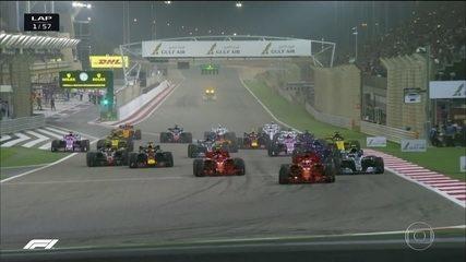 Melhores momentos do GP do Barein de Fórmula 1
