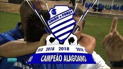CSA vence clássico contra o CRB e conquista o Alagoano de 2018