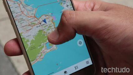 Como usar GPS do celular sem internet: conheça apps offline