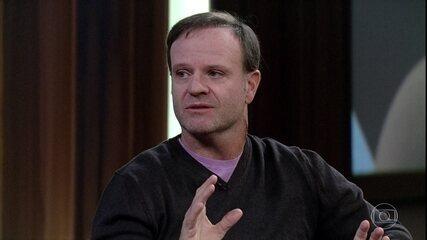 Rubens Barrichello comenta críticas que recebeu de Nelson Piquet