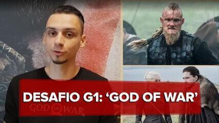 Quais são as maiores influências de 'God of War'? Diretor brasileiro do game responde