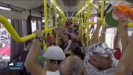 Edital prevê fim de linhas de ônibus em SP e diminuição da emissão de poluentes