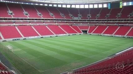 Em Brasília, 12 se tornam réus por corrupção na reforma do Estádio Mané Garrincha
