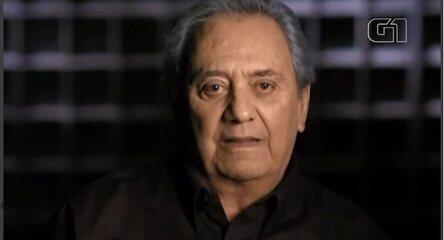 """""""O mundo fica mais sem graça"""", diz Lúcio Mauro Filho sobre morte de Agildo Ribeiro"""