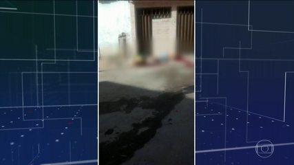 Cinco pessoas são mortas em praça de Duque de Caxias, na Baixada Fluminense