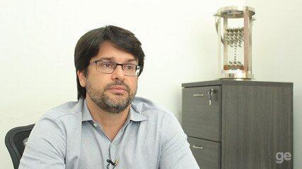 Guilherme Bellintani faz balanço da gestão no Bahia