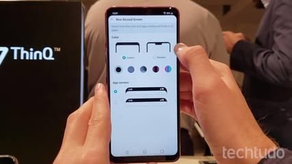 LG G7: conheça a ficha técnica do lançamento da LG em 2018