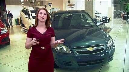 Venda de veículos cresce 34,8% em abril