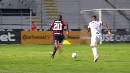 Melhores momentos de Ponte Preta 0 x 1 Flamengo pelas oitavas de final da Copa do Brasil