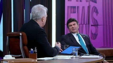 Luiz Fux explica pilares fundamentais de sua administração como presidente do TSE