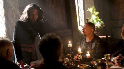 Veja os bastidores dos primeiros momentos de Afonso como Rei de Montemor