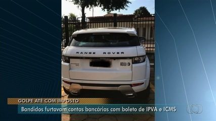 Polícia apreende bens de luxo em operação contra quadrilha que invadia contas bancárias