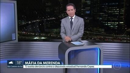 Justiça aceita denúncia contra deputado estadual Fernando Capez, do PSDB