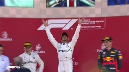 Melhores Momentos do GP da Espanha de Fórmula 1